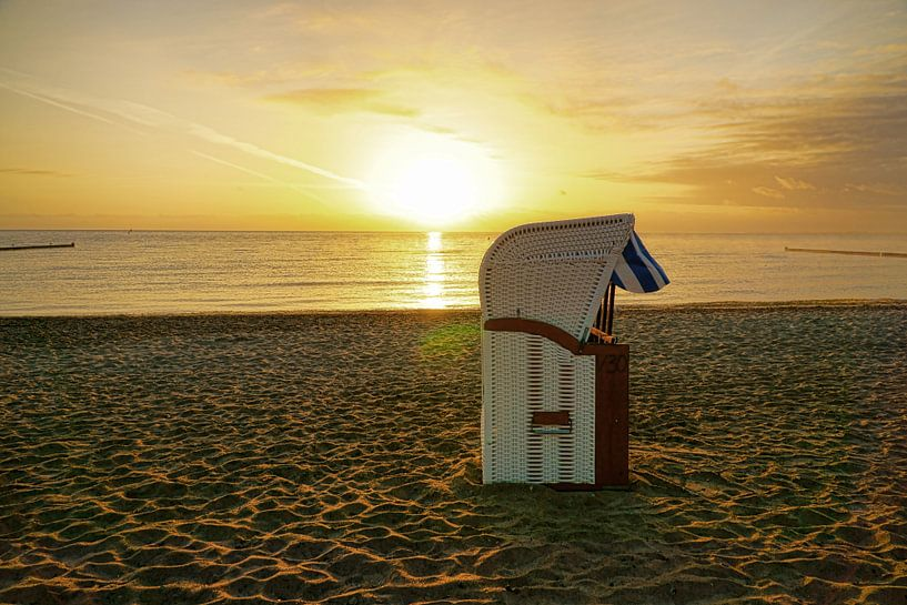 Sonnenaufgang an der Ostsee von PhotoArt Thomas Klee