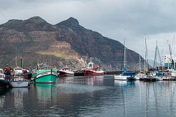 Haven Kaapstad - Zuid Afrika van maarten starink