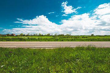Het platteland van Zeeland van Erik Rudolfs