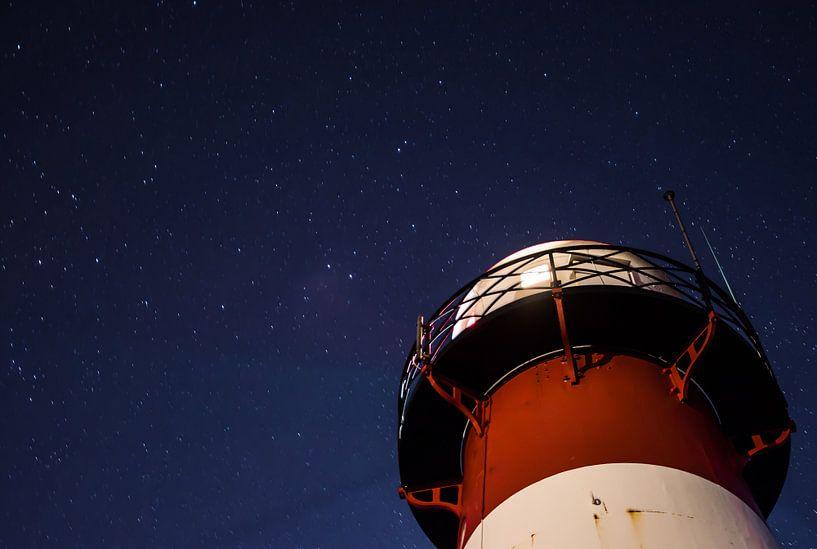 The lighthouse of Westkappelle sur Kjeld van den Heuvel