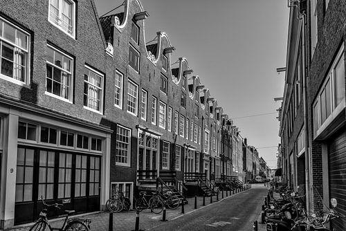 Eerste Weteringdwarsstraat Amsterdam von Don Fonzarelli
