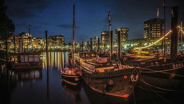 Nijmegen bei Nacht #9 von Lex Schulte