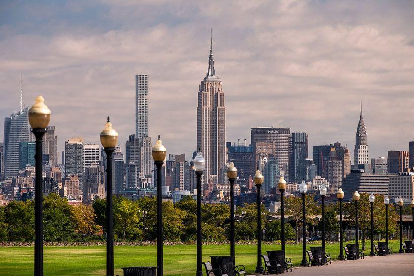 Empire State Building van Kurt Krause