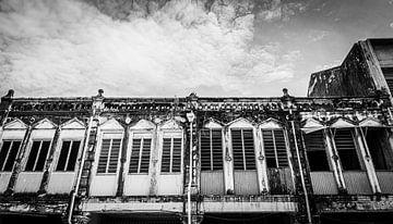 Städtische Fensterläden von Ellis Peeters