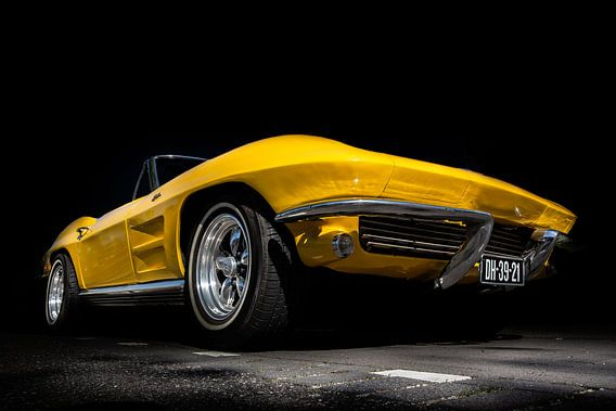 Chevrolet Corvette van marco de Jonge