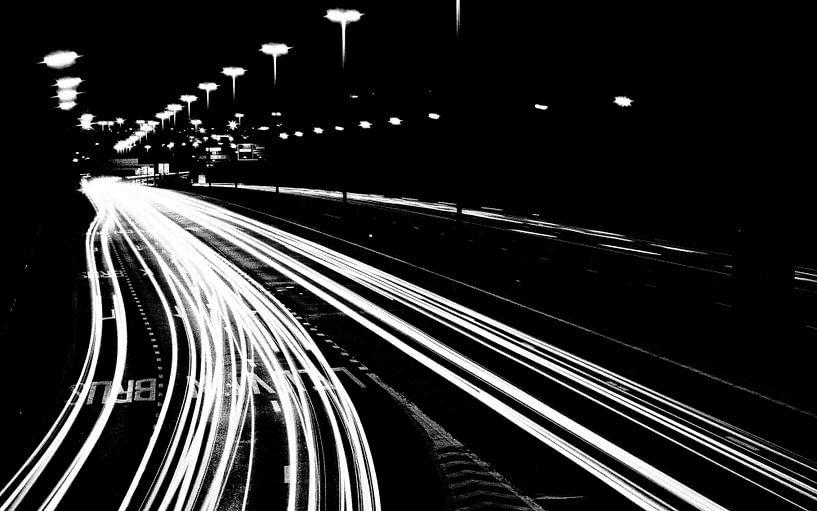De snelweg van Maarten De Wispelaere