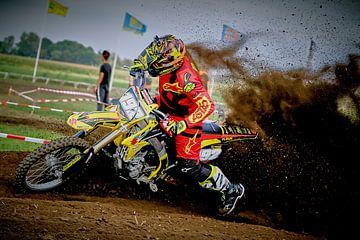 Motorcross van Arie Bon