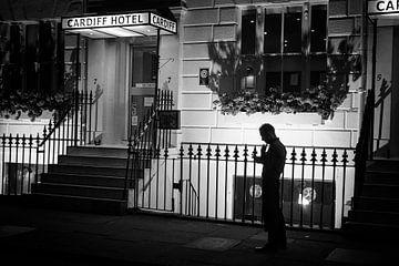 Cardiff Hotel von Ruud van Ravenswaaij