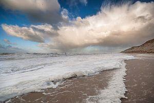 Zee, strand en duinen