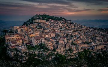 Siciliaans Dorp von Mario Calma