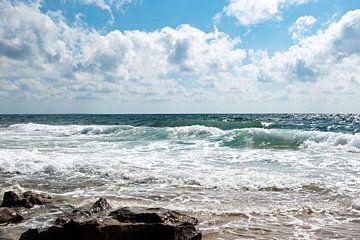 Strand Puglia van Bianca ter Riet