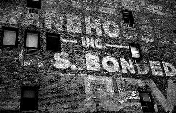 Meatpacking district NYC van VH photoart