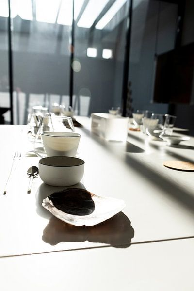 Strak gedekte tafel van Sense Photography