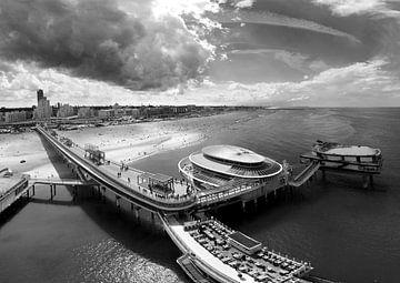 De Scheveningse Pier von Esther Seijmonsbergen
