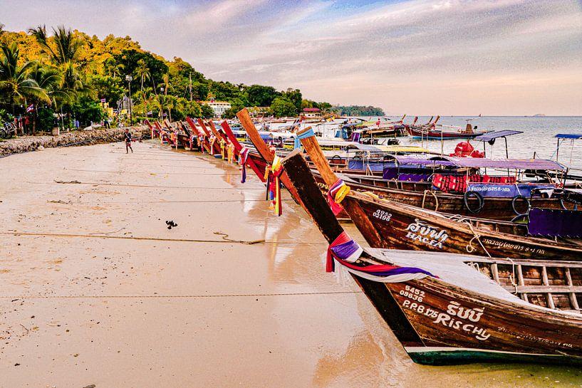Phi Phi Phi eiland van Cristina Vergara