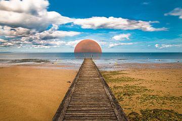 Een wandeling naar de zee van Jack van der Spoel