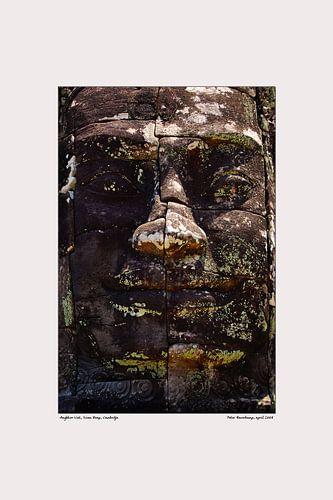 Tempel Angkhor Wat van strange IT