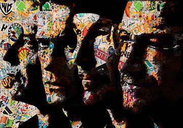 Rockband van PictureWork - Digital artist