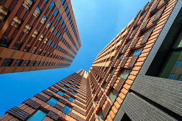 Sinfoniegebäude Amsterdam von Peter Bartelings Photography