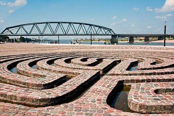 Waterlabyrint  van Renate Coenen