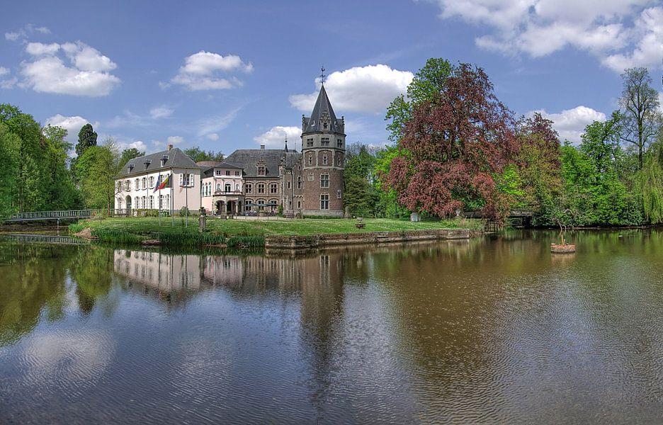 Kasteel Renesse te Oostmalle Belgie van Rens Marskamp