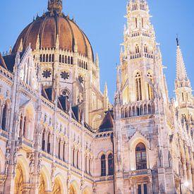 Budapest - Parlement sur Alexander Voss