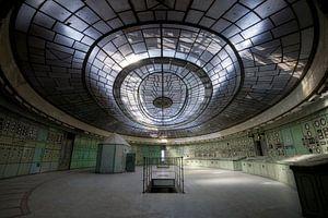 verlassenes Kraftwerk