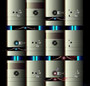 Human Osmosis Matrix von Angelo Kerelov