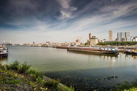 Maashaven Rotterdam van Marco Faasse