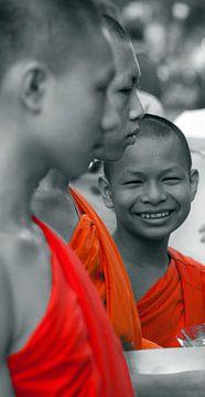 Boeddhist Thailand von Chico Bos