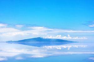 Tropisch Eiland Reflectie