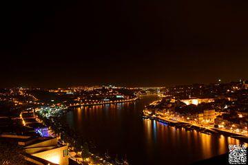 Rio Douro Oporto Portugal van Ricardo Ferreira