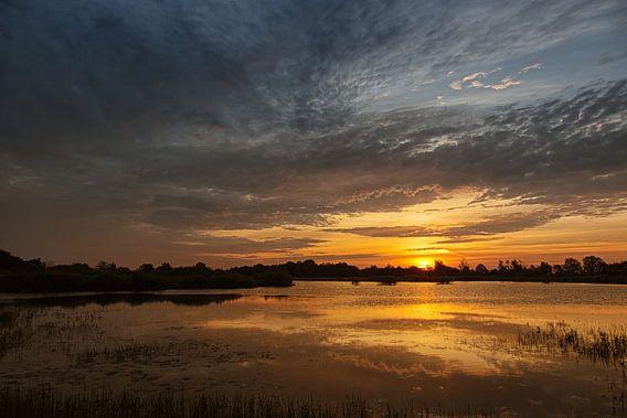 Kleuren van zonsopkomst