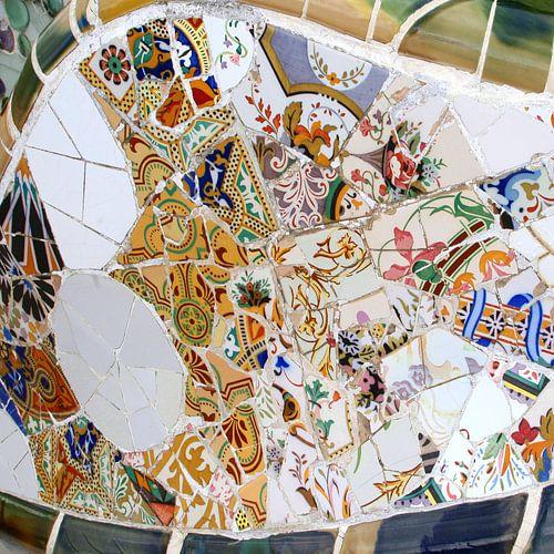 Gaudi II, Barcelona van Inge Hogenbijl