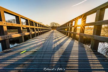 Building Bridges van Roland's Foto's