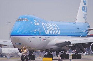 KLM Martinair Cargo Boeing 747-400 van Rutger Jongejan