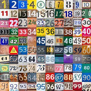 De getallenuitdaging: 1 tot en met 100