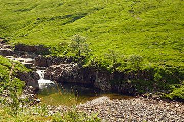 Station de montagne de Glen Coe en Écosse sur Babetts Bildergalerie
