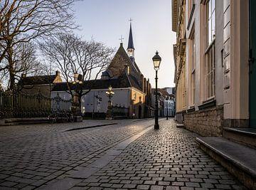 Breda Begijnhof en Waalse Kerk van JPWFoto