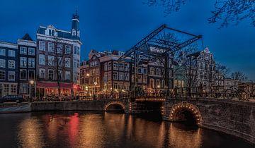 Amsterdamse Gracht sur Mario Calma