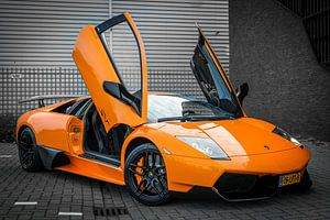Lamborghini.....
