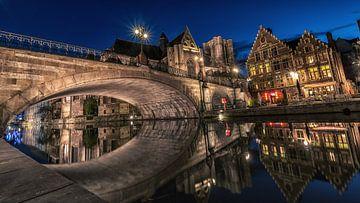 Sint-Michielsbrug - Gent van