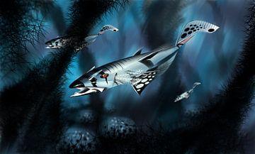 Sci-fi diepzee van Martino Romijn