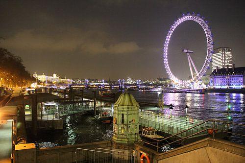 London Eye von Bo Wijnakker
