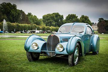 Bugatti Atlantic van