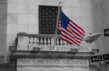 New York Stock Exchange van Edwin Hendriks