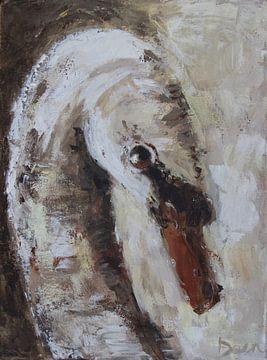 Der Schwan von Mieke Daenen