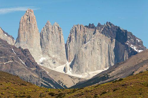 Torres-Del-Paine van