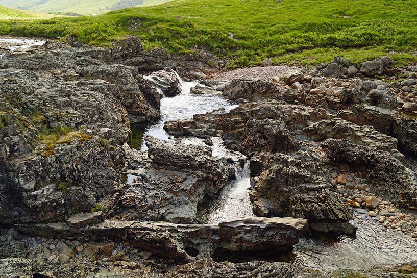 Neem de stoeltjeslift in Glencoe Mountain Resort. Uitzicht op het betoverende landschap van Babetts Bildergalerie