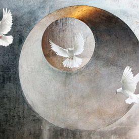 Freiheit & Frieden von Jacky Gerritsen